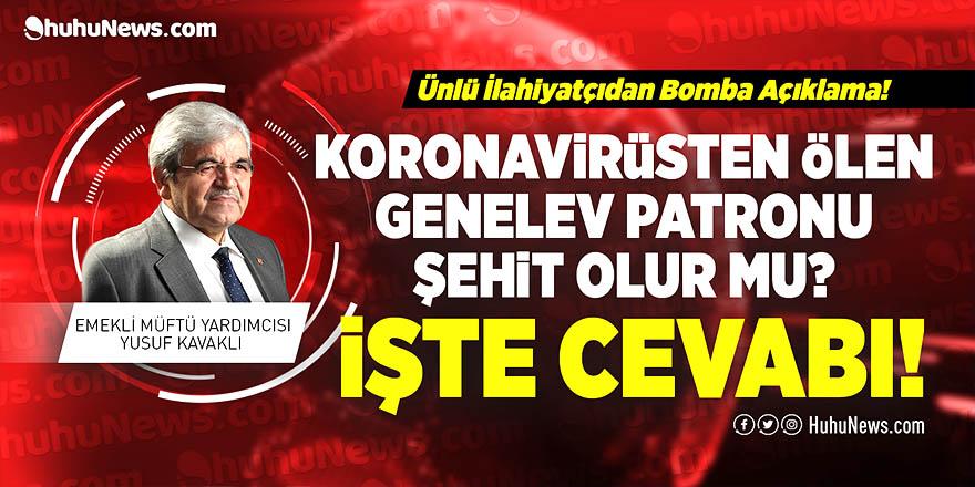 Ünlü İlahiyatçıdan Bomba Açıklama!
