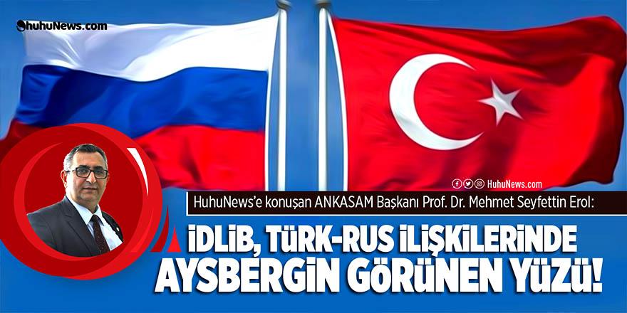 Erdoğan-Putin Zirvesi Hayati Önem Taşıyor!